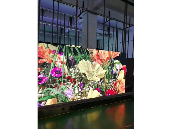LED display P4.81mm rental movable panels in American countries